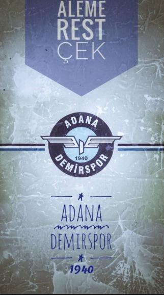Adana Demirspor Tezahürat
