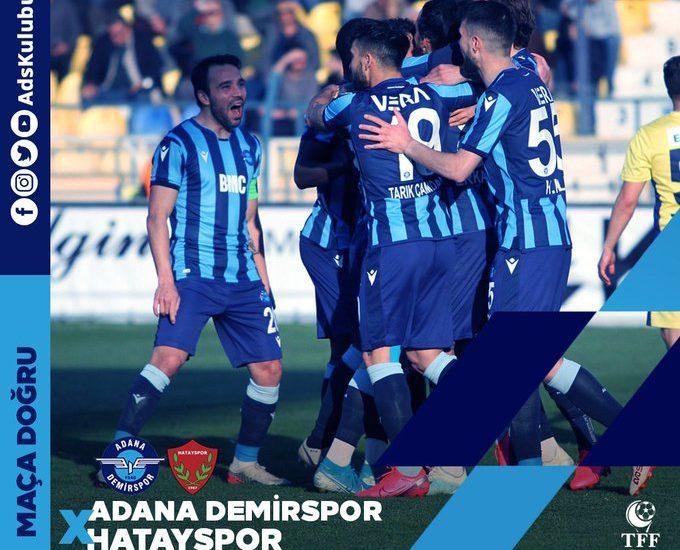 Adana Demirspor - Hatayspor