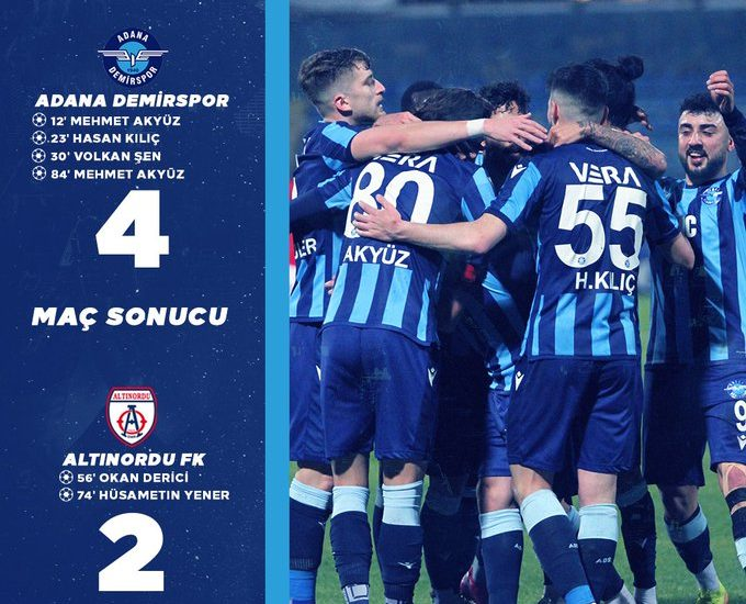 Adana Demirspor Altınordu