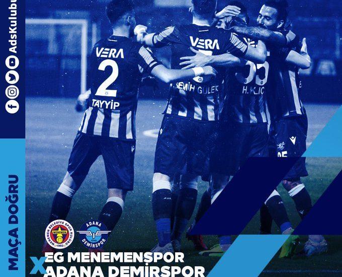 Adana Demirspor 11'i