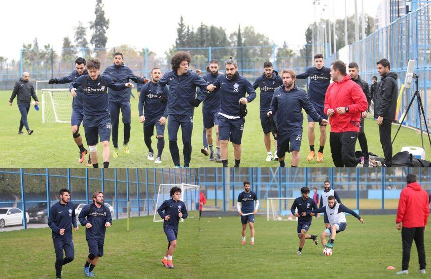 Adana Demirspor Osmanlıspor maçı